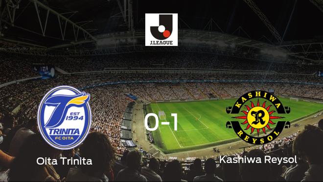 El Kashiwa Reysol se lleva los tres puntos frente al Oita Trinita (0-1)