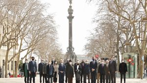 La Federació Catalana de Natació (FCN) celebra 100 años de existencia.