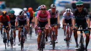 La batalla por la maglia rosa comienza el 8 de mayo