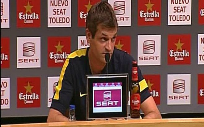Tito: Si hay riesgo, Puyol no jugará ante el Madrid