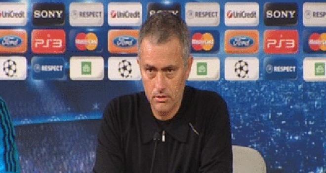Mourinho dice que se van frustrados