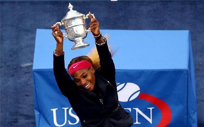 Serena Willams, una vez más