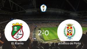 Triunfo 2-0 de El Álamo frente al Atlético de Pinto