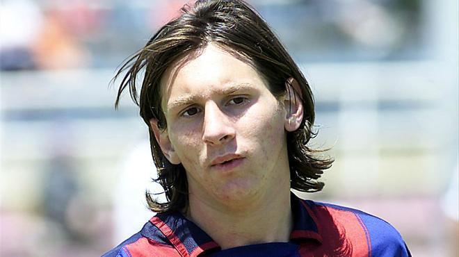 Messi, una vida como culé
