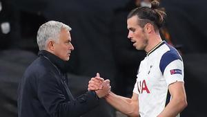 Mourinho: Este Gareth Bale es un plus para nosotros