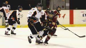 La Liga Iberdrola de hockey hielo abre el  2021