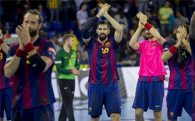 El Barça certificó su quinta Liga consecutiva con su triunfo en Zamora