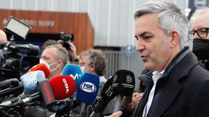 Víctor Font: La ilusión de ayudar a transformar el club sigue viva