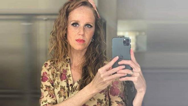 La actriz María Castro sufre un accidente en Cádiz