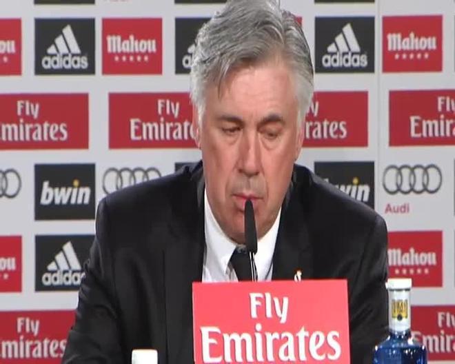 Ancelotti: Creo que el Barcelona piensa que todavía puede ganar la liga