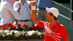 Djokovic puede con Thiem y se planta en la final