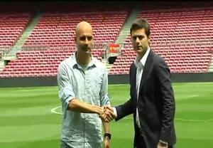 Guardiola se despedirá del Camp Nou ante el Espanyol