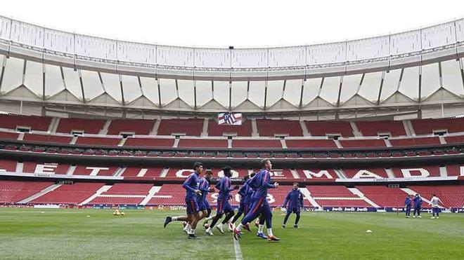 El Atlético de Madrid obtiene 300 millones de euros de tres fondos estadounidenses