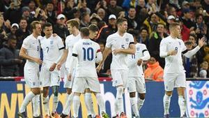 Inglaterra derrotó a Francia en Wembley