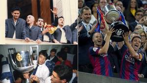 El Barça ha conquistado 28 veces la Copa del Rey