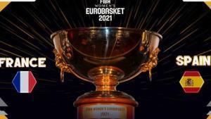 España compartirá Eurobasket Femenino con Francia
