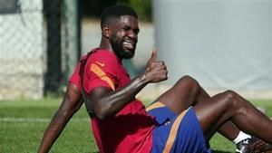 La actual situación de Umtiti en el FC Barcelona