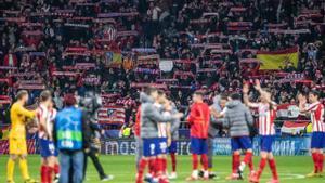 El Atlético podría arrancar la liga con un Metropolitano al completo