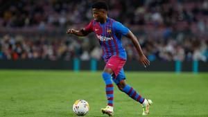 Ansu Fati, jugador del Barça