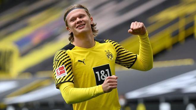 El Dortmund zanja el tema sobre la posible salida de Erling Haaland