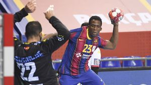 Mamadou Diocou volvió a aprovechar la oportunidad