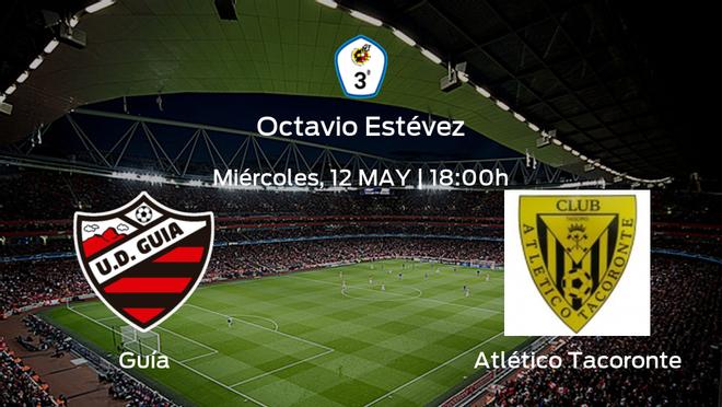 Previa del encuentro de la jornada 3: UD Guía contra Atlético Tacoronte