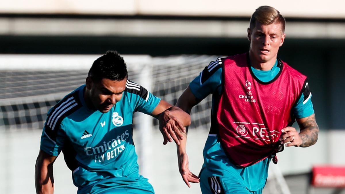 Toni Kroos vuelve a la convocatoria del Real Madrid