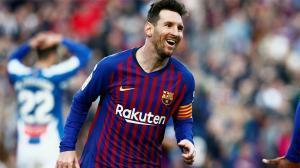 Messi y sus siete goles centenarios