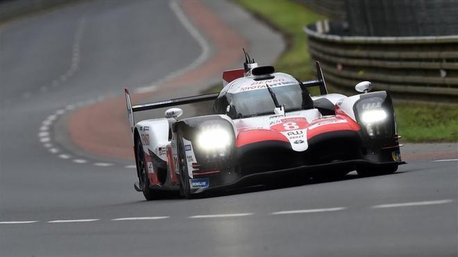 Alonso dominó los entrenamientos de Le Mans con autoridad