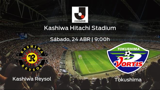 Previa del encuentro: el Kashiwa Reysol recibe al Tokushima Vortis en la undécima jornada
