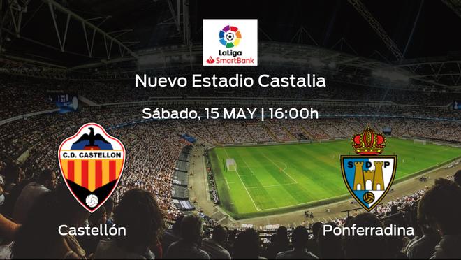 Previa del encuentro: Castellón - SD Ponferradina
