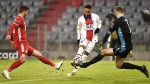 El PSG se venga del Bayern en Múnich y pone la eliminatoria a su favor