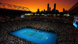 Problemas para el Open de Australia por la cuarentena de los tenistas