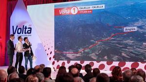 La Volta 2021 arranca este lunes en Calella