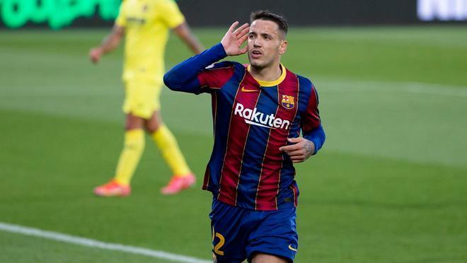 El golazo de Rey Manaj contra el UCAM Murcia