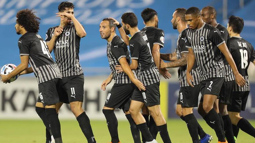 El Al-Sadd de Xavi llega a los 100 goles