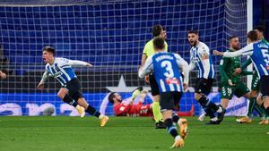 A pesar de no sumar puntos en la última jornada, el Espanyol sigue liderando la segunda división