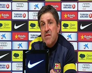 Roura: La diferencia ha estado en la efectividad del Real Madrid