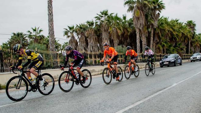 Etapa 3 de la Vuelta a la Comunidad Valenciana 2021