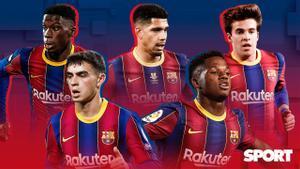 Un Barça de presente y futuro