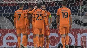 La Juve atropella al Ferencvaros
