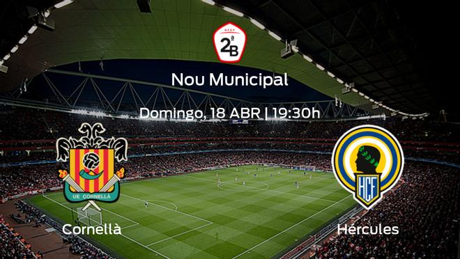 Previa del encuentro: el Cornellà recibe al Hércules en la tercera jornada