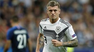 Toni Kroos se retira de la selección alemana