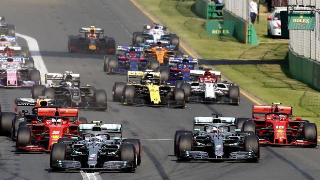 Cambios importantes en la F1