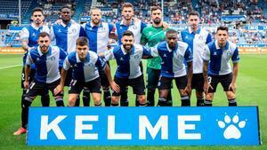 Plantilla actual del Deportivo Alavés