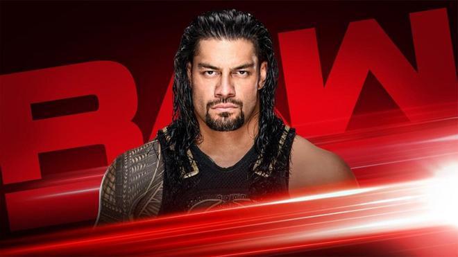Raw Roman Reigns