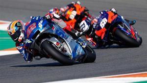 Rins buscará lograr el subcampeonato de MotoGP