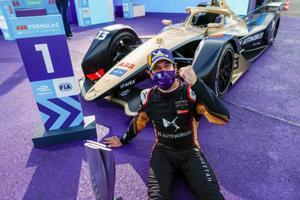 Da Costa, vigente campeón de la Fórmula E