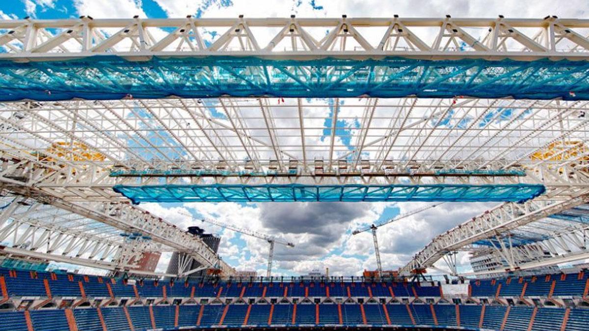 La vuelta al Bernabéu contará con 20.000 espectadores