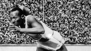 Jesse Owens, héroes olímpicos
